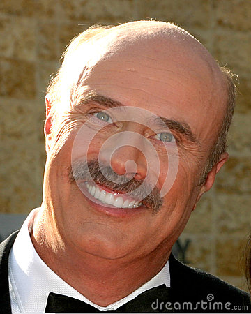 El Dr. Phil McGraw, Fotografía editorial