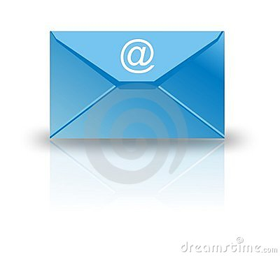 El email envuelve