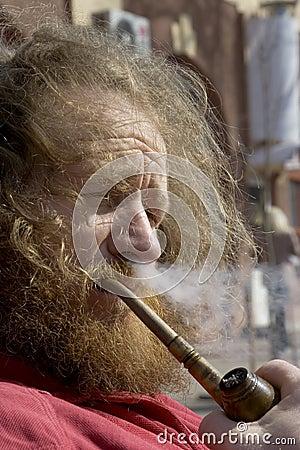 El fumar.