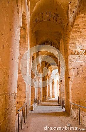 Free El Jem Colosseum Stock Photos - 2862083