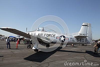 El Monte Airshow, CA, USA Editorial Image
