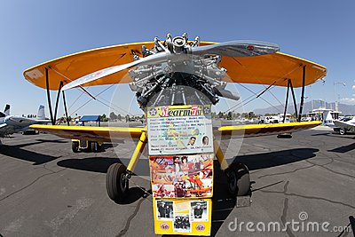 El Monte Airshow, CA, USA Editorial Stock Photo