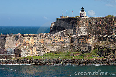 El Morro Castle in Old San Juan