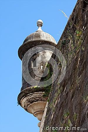 El Morro Fort Watch Tower