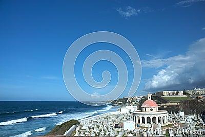 El Morro fortress in San Juan
