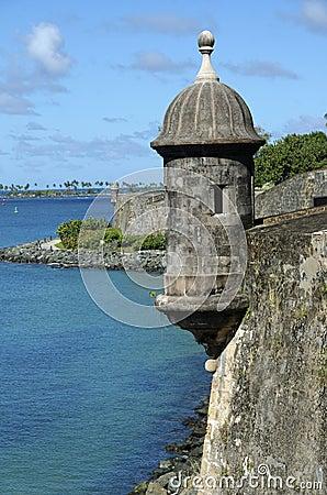 Free El Morro, Old San Juan Puerto Rico Royalty Free Stock Images - 23676659