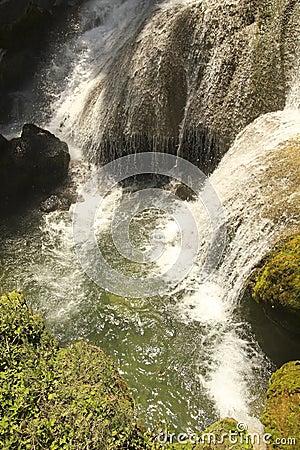El Nicho waterfall
