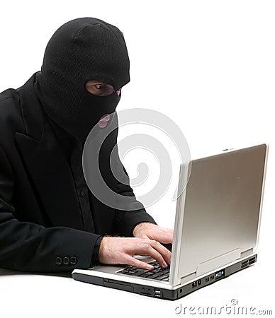 El pulsar del pirata informático