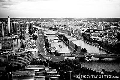 El Seine en París
