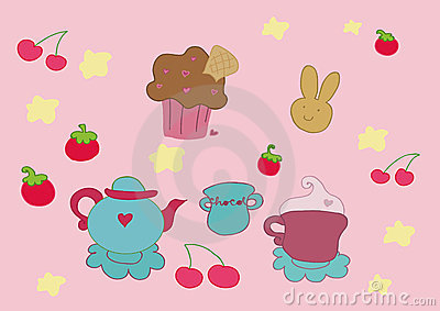 El té da fruto los elementos