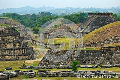 El Tajin Archaeological Ruins, Veracruz, Mexico
