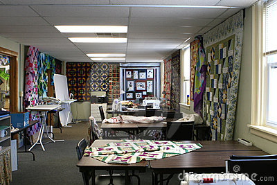 El taller del edredón