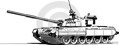 El tanque pesado