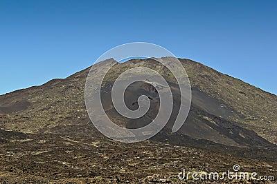 El teide volcane at tenerife,panorama,landscape