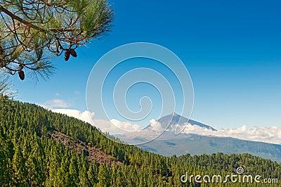 El Teide volcano, Tenerife, Spain