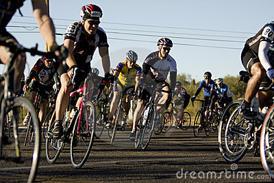 El Tour de Tucson 2008 Editorial Photo