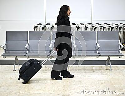 El viajar
