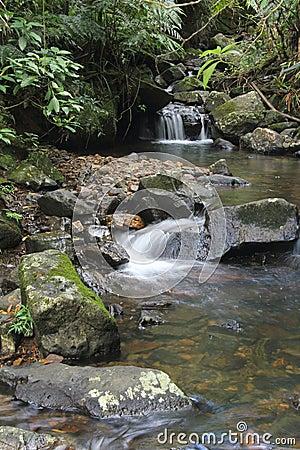 El Yuque waterfall