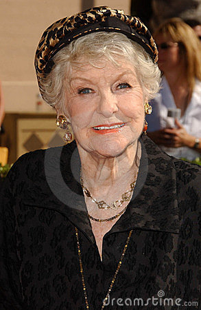 Elaine Stritch Editorial Stock Image
