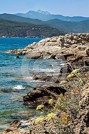 Elba Island, Tuscany, Itlay