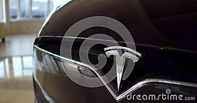 Elbil Tesla modell X