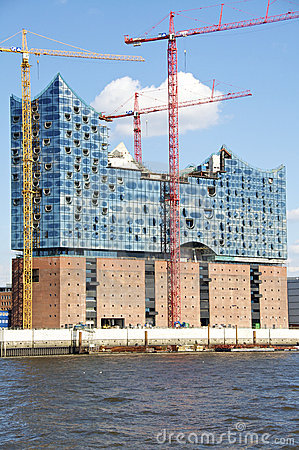 The Elbphilharmonie Hamburg Editorial Photography