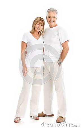 Free Elderly Couple Royalty Free Stock Photos - 15567458
