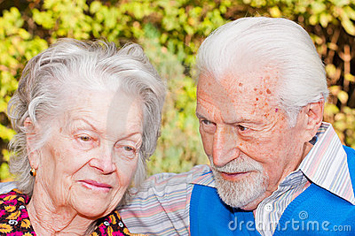 Elderly Couple Stock Photo - Image: 21774080