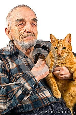 Free Elderly Man Stock Photos - 13662003