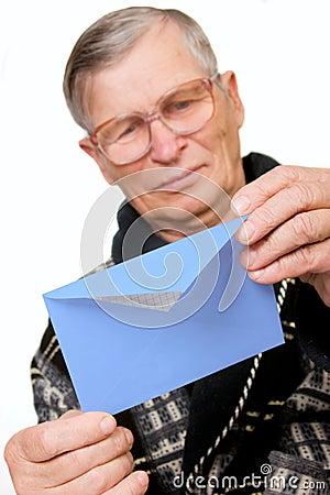 letter envelope. LETTER ENVELOPE (click