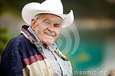 Elderly Man Portrait