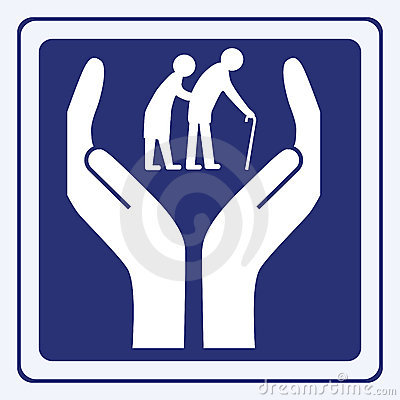 Elderly people care