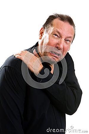 Elderly Shoulder Pain