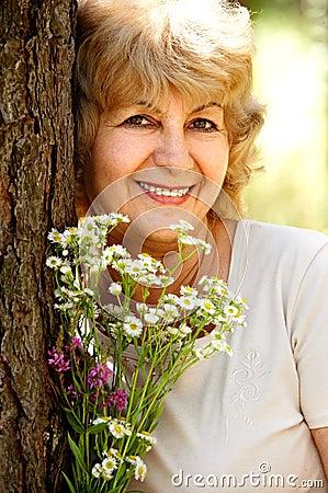 Free Elderly Woman Royalty Free Stock Photo - 5962445