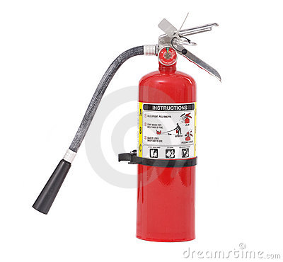 Eldsläckarebrand