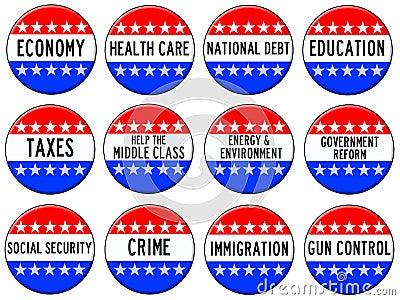 Election topics