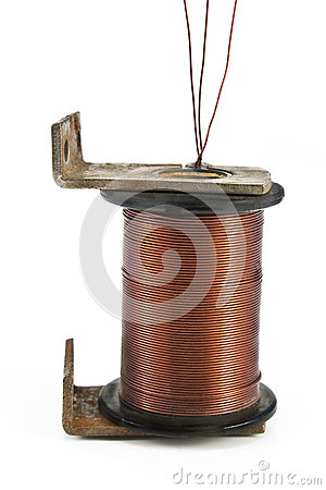 Electric coil motor