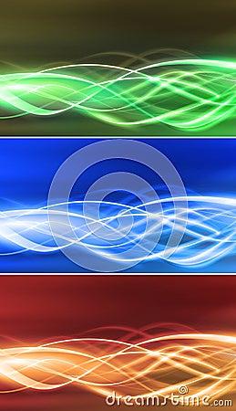 Electric connectivity flows set