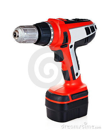Free Electric Drill Stock Photo - 16746820