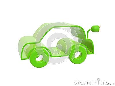 Electric drive car
