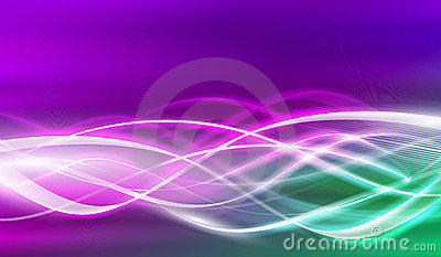 Electric Flows  Illustration Stock Images - Image: 17697994