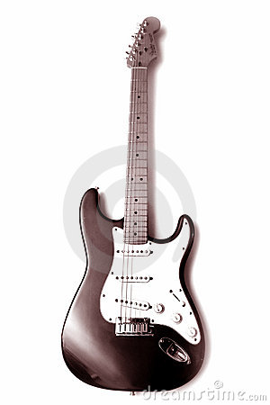 Free Electric Guitar Royalty Free Stock Images - 1369379