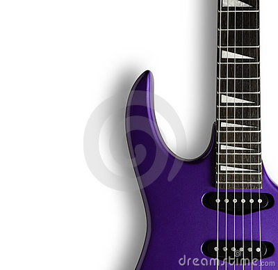 Free Electric Guitar Stock Photos - 1605243