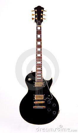 Free Electric Guitar Royalty Free Stock Image - 16517326