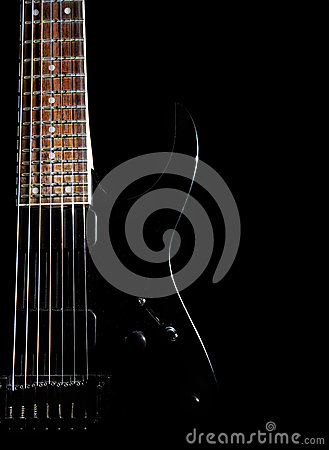 Free Electric Guitar Royalty Free Stock Photography - 26621347