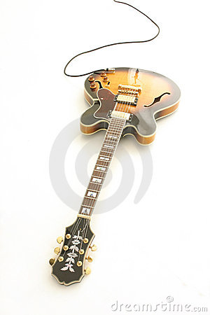 Free Electric Guitar Stock Photo - 338140