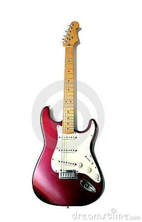 Free Electric Guitar Royalty Free Stock Images - 3579589