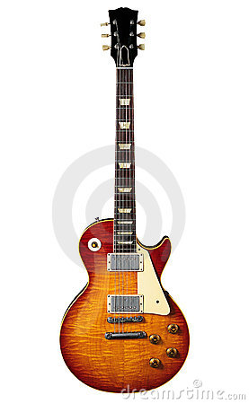 Free Electric Guitar Royalty Free Stock Photo - 7779615