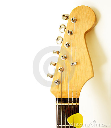 Electric guitar head