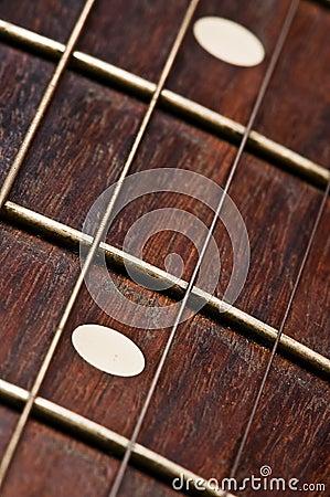Free Electric Guitar Neck Stock Photo - 15170790